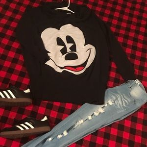 Mickey cowl neck Lounger